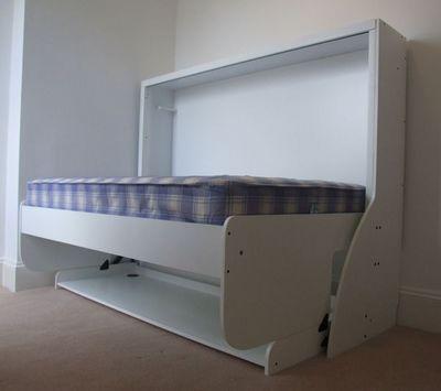 Double lit escamotable combin lit bureau - Combine lit bureau junior ...