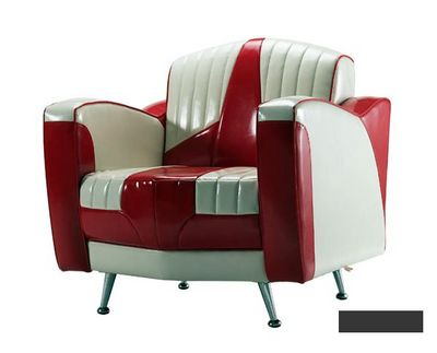 Retro europe - Fauteuil club-Retro europe-Cadillac
