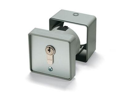 Wimove - Contracteur à clef en saillie-Wimove-Interrupteur a cle 1 contact pour porte de garage
