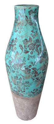 HERITAGE ARTISANAT - Vase décoratif-HERITAGE ARTISANAT-Athena