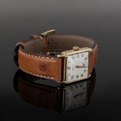 Expertissim - Montre-Expertissim-ZENITH. Montre-bracelet de dame en or
