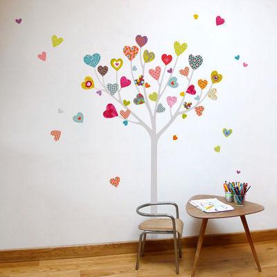 SERIE GOLO - Sticker Décor adhésif Enfant-SERIE GOLO-Arbre à coeur