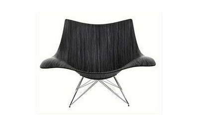 Fredericia - Rocking chair-Fredericia-Stingray gris
