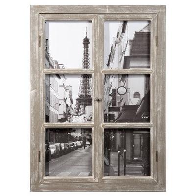 Maisons du monde - Tableau d�coratif-Maisons du monde-Tableau fen�tre Paris
