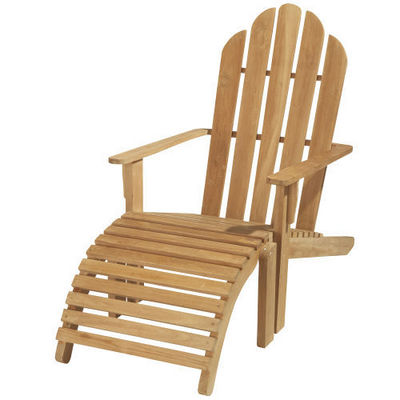 Maisons du monde - Chaise longue de jardin-Maisons du monde-Chaise longue Providence