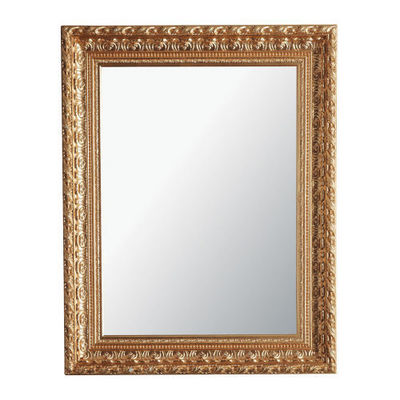 Maisons du monde - Miroir-Maisons du monde-Miroir Marquise or 76x96