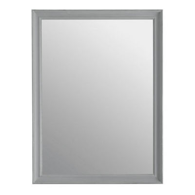 Maisons du monde - Miroir-Maisons du monde-Miroir Elianne gris 90x120