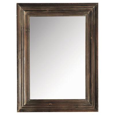 Maisons du monde - Miroir-Maisons du monde-Miroir Esterel foncé 60x80