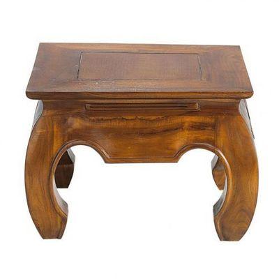 MAISONS DU MONDE - Table basse carrée-MAISONS DU MONDE-table basse carrée Opium