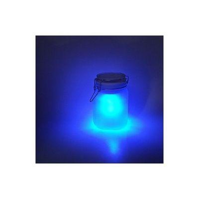 Manta Design - Lampe solaire-Manta Design-Lampe solaire In/Out Sunjar Bleue