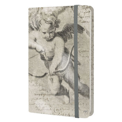 Mathilde M - Carnet de notes-Mathilde M-Carnet 90 pages L'envol de cupidon