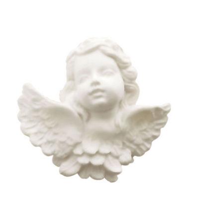 Mathilde M - Porte-savon à poser-Mathilde M-Savon Tête d'angelot, parfum Poussière d'Etoile