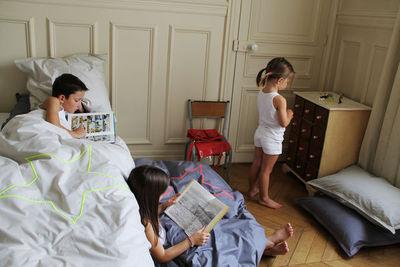 Grasse Matinee - Housse de couette enfant-Grasse Matinee-Mazette Fluo