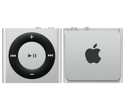 APPLE - MP3-APPLE-iPod shuffle 2 Go silver (5me gnration) - NEW