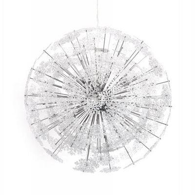 WHITE LABEL - Suspension-WHITE LABEL-Lampe suspension design Snow