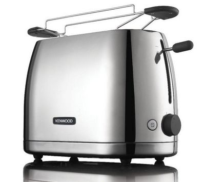 KENWOOD - Toaster-KENWOOD-Turin Toaster TTM560 - Grille-pain