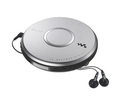 SONY - MP3-SONY-Baladeur CD Walkman D-EJ011