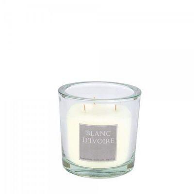 BLANC D'IVOIRE - Bougie parfum�e-BLANC D'IVOIRE-Baie des Moussons