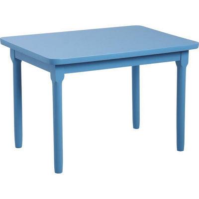 Aubry-Gaspard - Bureau enfant-Aubry-Gaspard-Table enfant en H�tre Bleu