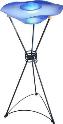 ZEN AROME - Brumisateur-ZEN AROME-Brumisateur d'ambiance alto bleu 43x43x80cm