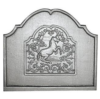 Reignoux Creations - Plaque de cheminée-Reignoux Creations-Plaque avec motif