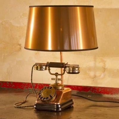 KIKI L'ECLAIREUR - Lampe à poser-KIKI L'ECLAIREUR