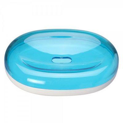 La Chaise Longue - Porte-savon à poser-La Chaise Longue-Porte savon gélule bleu