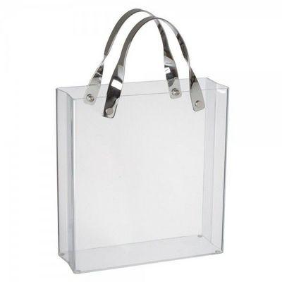 La Chaise Longue - Porte-revues-La Chaise Longue-Porte revue Beckky transparent