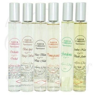 LES LUMIÈRES DU TEMPS - Parfum d'intérieur-LES LUMIÈRES DU TEMPS-Parfum d'ambiance 30 ml - Orchidée - Les Lumières
