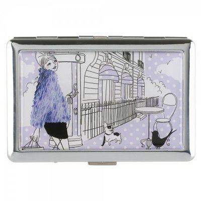 La Chaise Longue - Etui � cigarettes-La Chaise Longue-Etui � cigarettes Les Parisiennes La Fashion