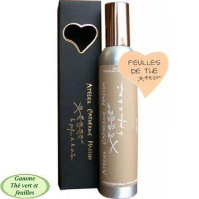 ATELIER CATHERINE MASSON - Parfum d'intérieur-ATELIER CATHERINE MASSON-Parfum d'ambiance - Feuilles de Thé - 100 ml - At