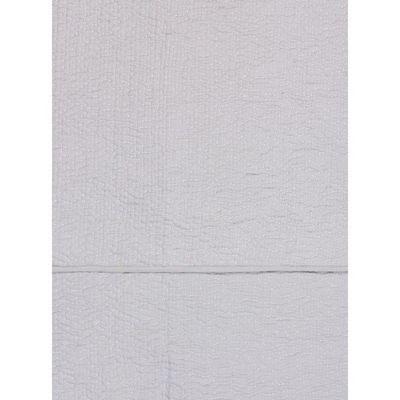 BLANC D'IVOIRE - Jeté de lit-BLANC D'IVOIRE-CESAR coton mastic