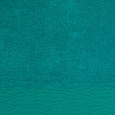 BLANC D'IVOIRE - Jet� de lit-BLANC D'IVOIRE-CESAR Turquoise