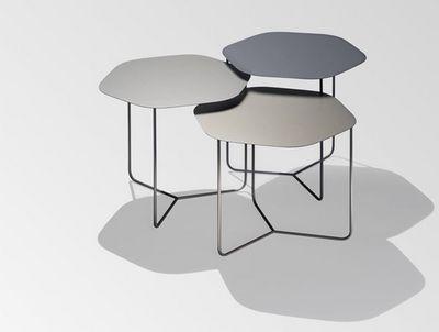 YOTA  DESIGN - Tables gigognes-YOTA  DESIGN-Pétales