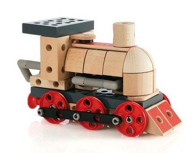 BRIO - Petit train-BRIO-Train � vapeur