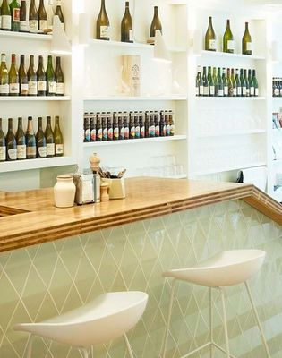 FAUVEL- NORMANDY CERAMICS - Comptoir de bar-FAUVEL- NORMANDY CERAMICS