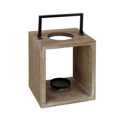 Interior's - Lanterne de camping-Interior's-Lanterne en bois Atelier GM