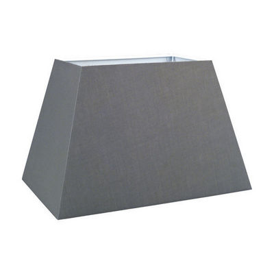 Interior's - Abat-jour rectangulaire-Interior's-Abat-jour rectangle gris