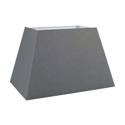 Interior's - Abat-jour rectangulaire-Interior's-Abat-jour rectangle gris