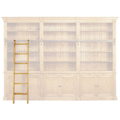 Interior's - Echelle de biblioth�que-Interior's-Echelle pour biblioth�que
