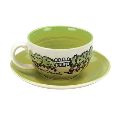 Interior's - Tasse � th�-Interior's-Coffret de 6 tasses et sous-tasses Histoire de Jar