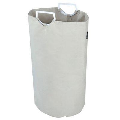 WHITE LABEL - Panier à linge-WHITE LABEL-Panier corbeille coffre à linge 60 L