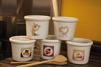 Les Poteries D'albi - Pot de cuisine-Les Poteries D'albi-Vase Droit