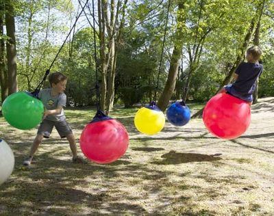FAB DESIGN - Balançoire-FAB DESIGN-Ball