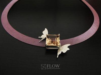 FLOW JEWELRY - Pierre à eau-FLOW JEWELRY