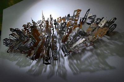 FRÉDÉRIC DATY - Sculpture-FRÉDÉRIC DATY