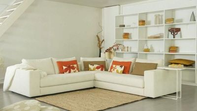 ITSO DESIGN - Canapé d'angle-ITSO DESIGN