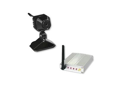 WHITE LABEL - Camera de surveillance-WHITE LABEL-Pack sans fil de surveillance 24h/24 camera espion