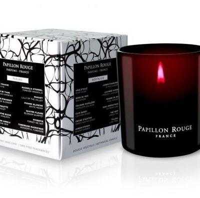 PAPILLON ROUGE - Bougie parfum�e-PAPILLON ROUGE