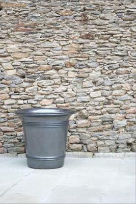 TERRES D'ALBINE - Pot de jardin-TERRES D'ALBINE-Vase Art deco
